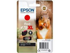 Tinteiro EPSON 478 XL Vermelho