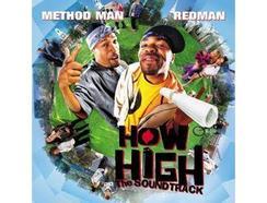 CD Vários – How High (OST)