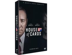 DVD House Of Cards – Temporada 4