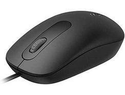 Rato RAPOO N200 (Cabo USB – Casual – 1000dpi – Preto)