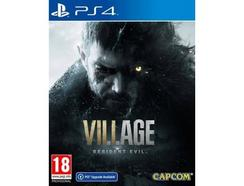 Jogo PS4 Resident Evil Village (Lenticular Edition)