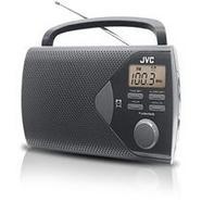 Rádio Portátil JVC RA-F18B – Cinzento