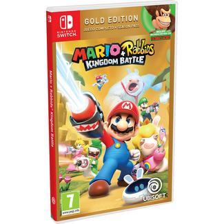 Mario + Rabbids Kingdom Battle Gold – Nintendo Switch