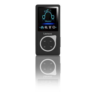Leitor MP3 LENCO XEMIO 668 Preto