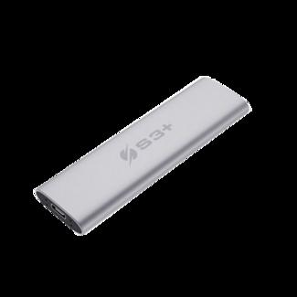 Disco SSD Externo S3+ S3SSDE250SL (250 GB – USB 3.2 Gen.2 Tipo-C)