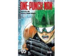 Manga One-Punch Man 05 de One e Yusuke Murata