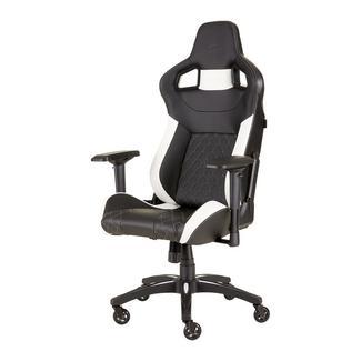 Cadeira Gaming Corsair T1 RACE 2018 Preta/Branca