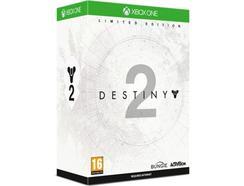 Jogo Xbox One Destiny 2 (Edição Limitada)