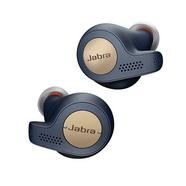 Auriculares Bluetooth True Wireless JABRA ELITE 65T (In-Ear – Microfone – Azul)