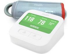Medidor de Tensão IHEALTH Clear BPM 1
