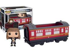 Figura FUNKO Pop! Rides: Harry Potter: Hermione + Hogwarts Expre
