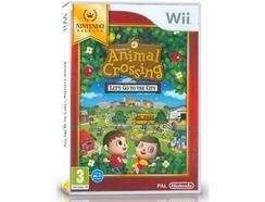 Jogo Nintendo Wii Animal Crossing: Let¿S Go To The City