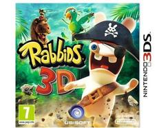 Jogo Nintendo 3DS Raving Rabbids 4