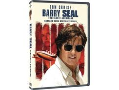 DVD Barry Seal: Traficante Americano