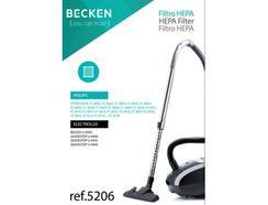 Filtro Aspirador HEPA BECKEN – REFª 5206