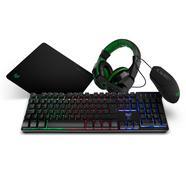 Conjunto BG X-4 Gaming Pack PT
