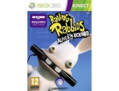 Jogo Xbox360 Raving Rabbids Alive & Kicking – Kinect