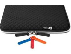 "Booq Sleeve Taipan Spacesuit para MacBook 12"" Preto"