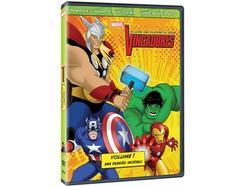DVD Os Vingadores Vol.1 – Os Heróis mais Poderosos da Terra