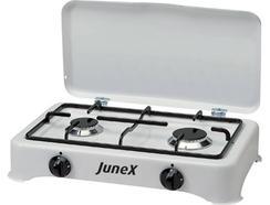 Fogão Portátil JUNEX 2Q 532 (Nº de queimadores: 2)