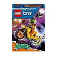 LEGO City Stuntz 60297 Mota de Acrobacias Demolidoras