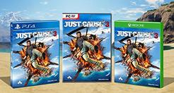 Just Cause 3 – Collector's Edition