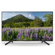 "Sony KD-49XF7096 48.5"" 4K Ultra HD Smart TV Wi-Fi Preto TV LED"