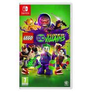 Jogo Nintendo Switch LEGO DC Super Villains