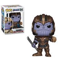 Figura FUNKO Pop Marvel Avengers Endgame Thanos