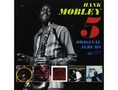 CD Hank Mobley – 5 Original Albums