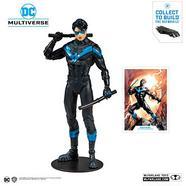 Figura DC MLTV – Nightwing – 18Cm