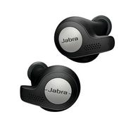 Auriculares Bluetooth True Wireless JABRA ELITE 65T (In-Ear – Microfone – Prateado)