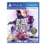 Jogo PS VR SONY CREATIVE Blood and Truth
