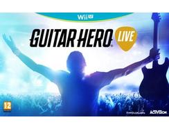 Jogo Nintendo Wii U Guitar Hero Live + Guitarra