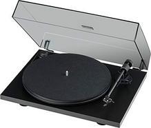 Gira-Discos PRO-JECT Primary E Phono Preto (Manual – Correia – Velocidades: 33 1/3 – 45)