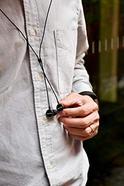 Auriculares PIONEER SE-QL7BT-B (Auriculares In Ear – Microfone – Preto)