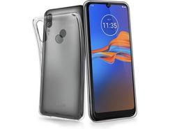 Capa Motorola Moto E6 Plus SBS Skinny Transparente