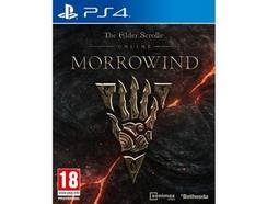 The Elder Scrolls Online: Morrowind – Jogo PS4