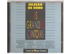 CD Vários – Grandes Cantoras