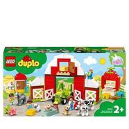 LEGO Duplo Town: Celeiro Trator e Cuidar dos Animais da Quinta