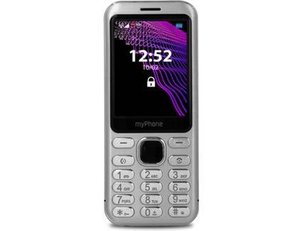 "Telemóvel MYPHONE Maestro (2.8"" – 2G – Prateado)"
