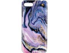 Capa iPhone 6 Plus, 7 Plus, 8 Plus KOVERMANIA Marble03 Multicor