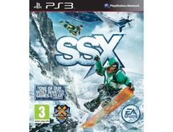 Jogo PS3 SSX