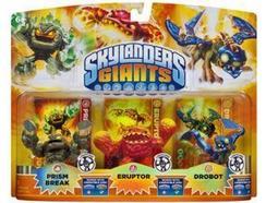 Figura Skylanders Giants (3 Pack Light Core)