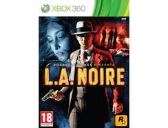 Jogo X360 L.A. Noire