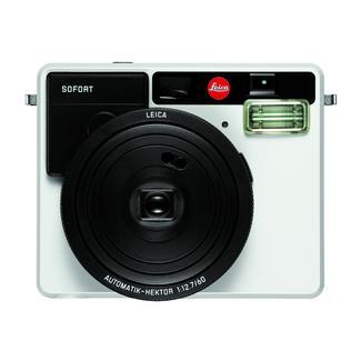 Câmara Instantânea Leica Sofort – Branco