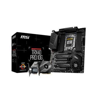 Motherboard MSI TRX40 PRO 10G (Socket sTRX4 – AMD TRX40 – ATX)