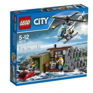 LEGO City: Ilha dos Bandidos