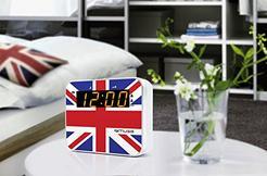 Rádio Despertador MUSE M-165 UK