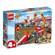 LEGO Toy Story 4: Espectáculo Acrobático Duke Caboom